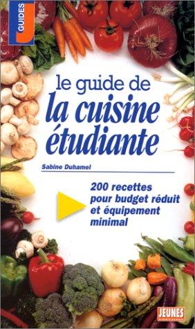 Le Guide De La Cuisine Étudiante