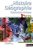 Histoire-Géographie - Education civique - 1re ST2S