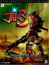 Jak 3 - The Official Guide