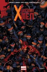 Uncanny X-Men T05 de Kris Anka