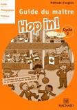 Hop in! Anglais CE1 (2009) Guide du Maître avec 3 CD audio (2009)