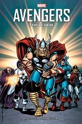 Avengers - État de siège de Roger Stern