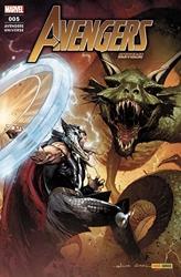 Avengers Universe N°05 de Luca Maresca