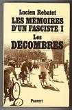 les memoires d'un fasciste 1 Les décombres