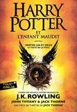Harry Potter et l'Enfant Maudit - Parties une et deux - Gallimard jeunesse - 04/01/2018