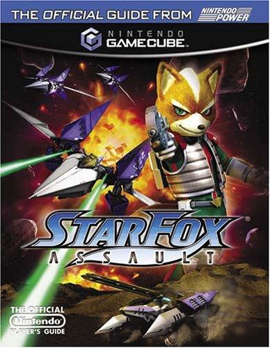 Official Nintendo Star Fox Assault Player's Guide