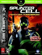 Tom Clancy's Splinter Cell - Pandora Tomorrow: Prima Official Game Guide de Mike Searle
