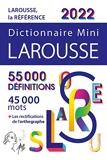 Dictionnaire Larousse Mini 2022