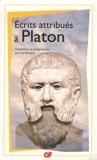 Ecrits attribués à Platon by Platon (2014-10-15) - Flammarion - 15/10/2014