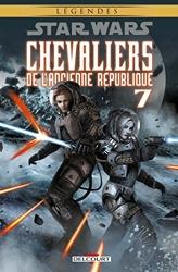 Star Wars - Chevaliers de l'Ancienne République T07 de Bong Dazo