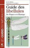 Guide des libellules de France et d'Europe - Delachaux et Niestlé - 01/01/2009