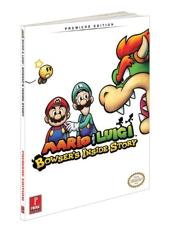 Mario & Luigi - Bowser's Inside Story: Prima Official Game Guide de Catherine Browne
