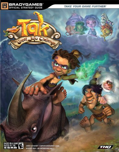 Tak: The Great Juju Challenge Official Strategy Guide