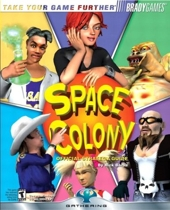 Space Colony? Official Strategy Guide de Rick Barba