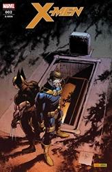 X-Men N°02 de Matthew Rosenberg
