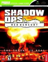 Shadow Ops - Red Mercury de Prima Temp Authors