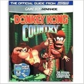 Donkey Kong Country - Nintendo Official Player's Guide for Gameboy Advance