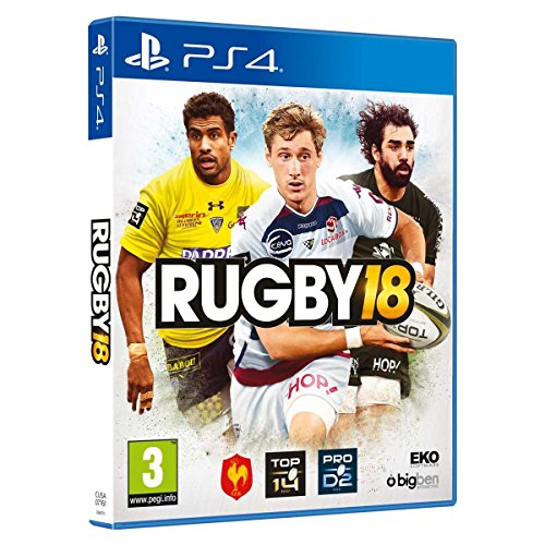 Rugby 18 Pour PS4