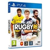Rugby 18 Pour PS4 - Version Française
