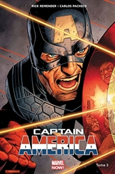 Captain america marvel now - Tome 03 de Remender-R+Pacheco-C