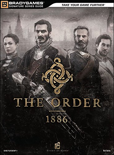 The Order - 1886 Signature Series Strategy Guide (English Edition) - Format Kindle - 9780241203651 - 16,90 €