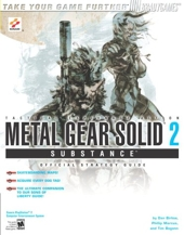 Metal Gear Solid 2 - Substance Official Strategy Guide for Playstation 2 de Dan Birlew