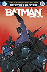 Batman Rebirth (Bimestriel) 03 de Tom KING