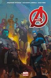 Avengers marvel now - Marvel now ! Tome 05 de HICKMAN+LARROCA+DEODATO