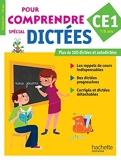 Pour Comprendre Dictées CE1 by Daniel Berlion (2015-01-07) - Hachette Éducation - 07/01/2015