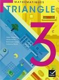 Triangle Mathématiques 3e éd. 2012 - Manuel de l'élève by Michel Mante (2012-05-16) - Hatier - 16/05/2012