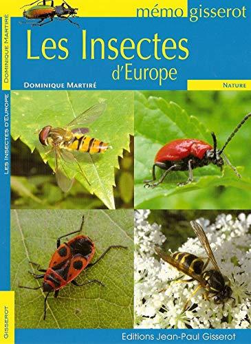 Les insectes d'Europe