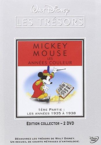 Mickey Mouse, couleur-1ère Partie