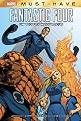 Fantastic Four - Une solution pour tout de Jonathan Hickman