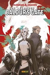 Dungeons & Dragons - Les légendes de Baldur's Gate de Jim Zub