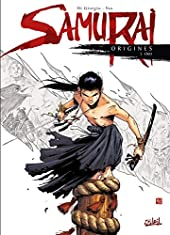 Samurai Origines T03 - Eïko de Jean-François Di Giorgio
