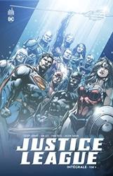 Justice League Intégrale - Tome 4 de Johns Geoff