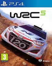 WRC 5 de Jeu Sony PlayStation 4