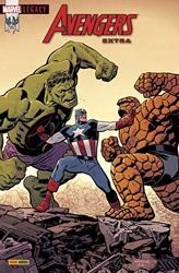 Marvel Legacy - Avengers Extra n°3 de Russell Dauterman