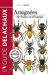 Araignées de France et d'Europe de Michael j. Roberts