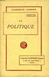 La politique - Garnier