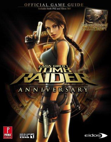 Lara Croft Tomb Raider Anniversary (360 & PS2)