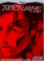 Shin Megami Tensei - Nocturne--The Official Strategy Guide de Double Jump Publishing