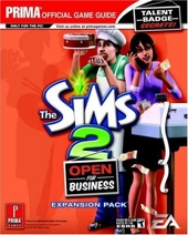 The Sims 2 Open for Business - Prima Official Game Guide: Expansion Pack de G. Kramer
