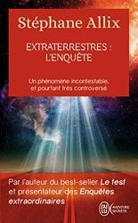 Extraterrestres:l'enquête de Stéphane Allix