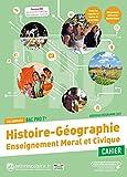 Histoire Géographie Emc Tle Bac Pro, Cahier D'activités, Édition 2021 - Cahier d'activités
