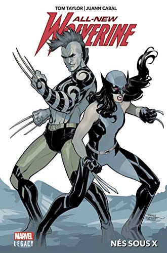 All-New Wolverine Tome 1