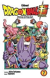 Dragon Ball Super Tome 7 - Début du tournoi pour la survie de l'univers ! d'Akira Toriyama