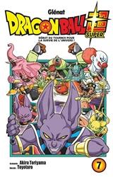 Dragon Ball Super Tome 7 - Début du tournoi pour la survie de l'univers ! de Toyotaro