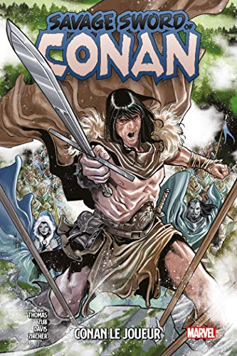Savage Sword Of Conan Tome 2