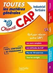 Objectif CAP - Toutes les matières générales CAP de Nathalie Gillet